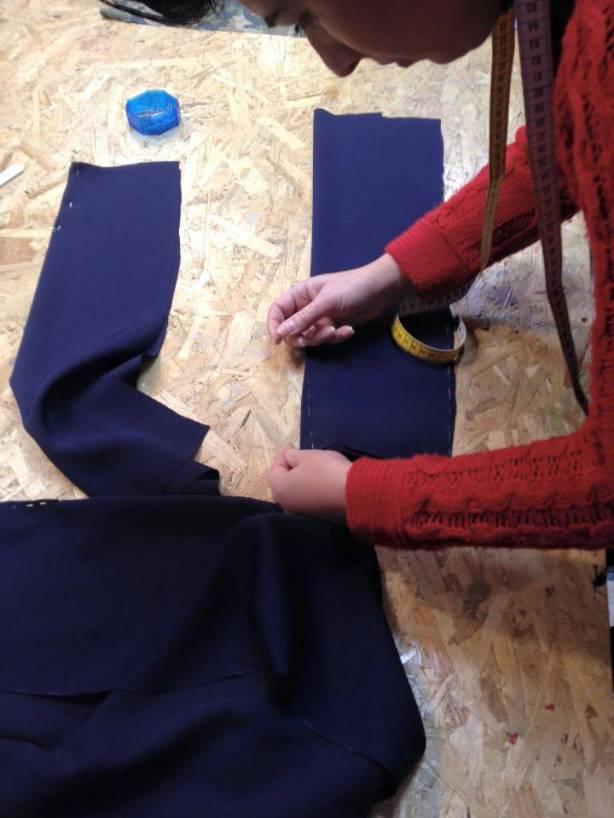Christina Louca designing