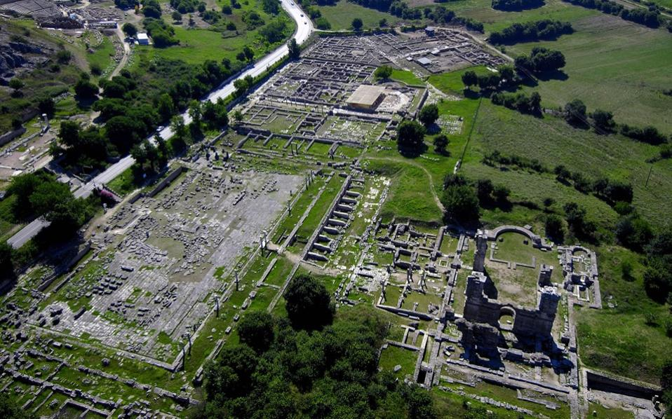 The site is the location of the oldest Neolithic settlement in Eastern Macedonia and Thrace, and one of the largest in the Balkans.