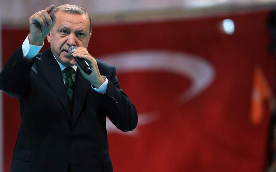 Erdogan should bring out the best in us | Comment | ekathimerini.com