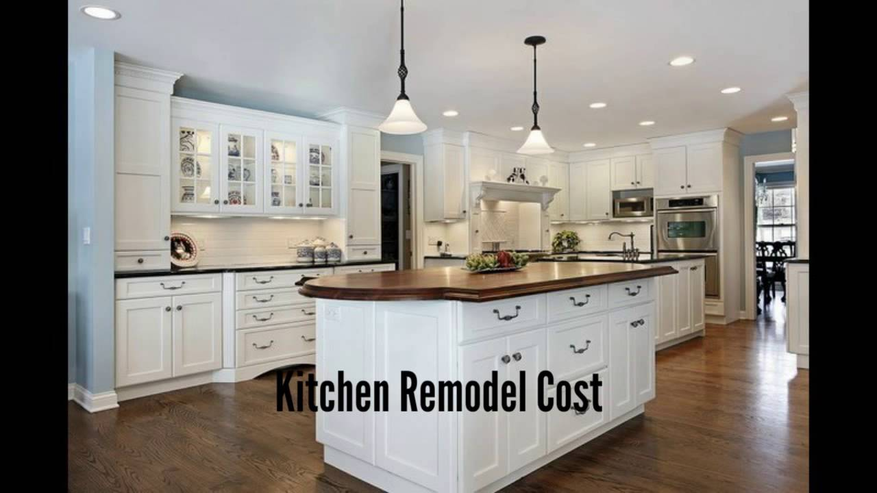 How Much Does A Kitchen Remodeling Project Cost? EKB