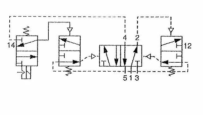 Item # 76083-90-00, Solenoid Operated Oscillator Valve