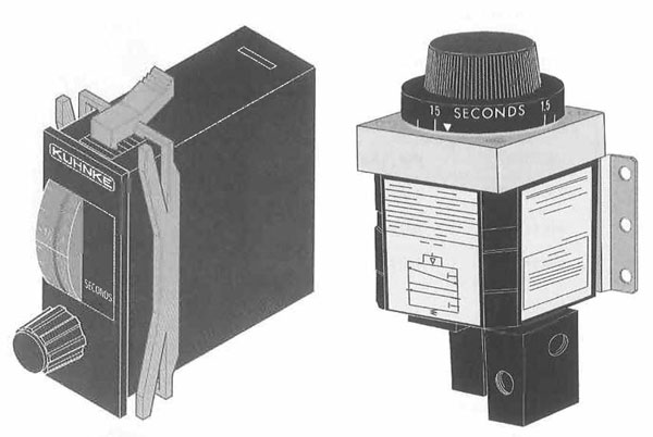 facts about pneumatic timers