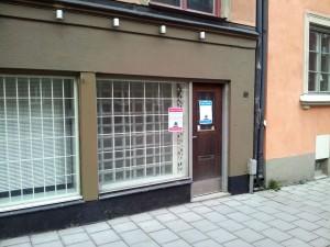 Entré lokal torsgatan 69