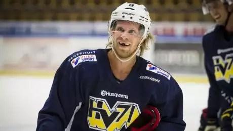HV71 ispremiär 2015 - Tedenby
