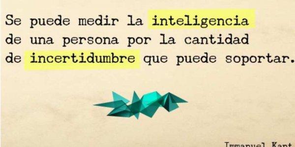 Medir Inteligencia de una persona