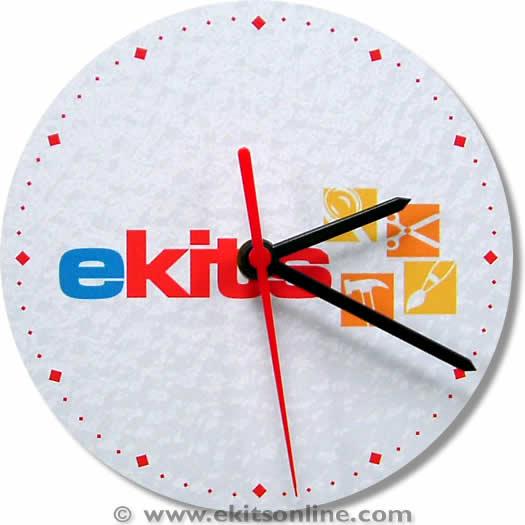 Ekits clock