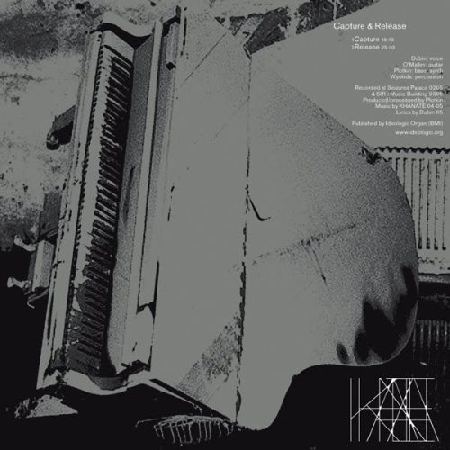 Khanate – Capture and Release - Eklektik Rock