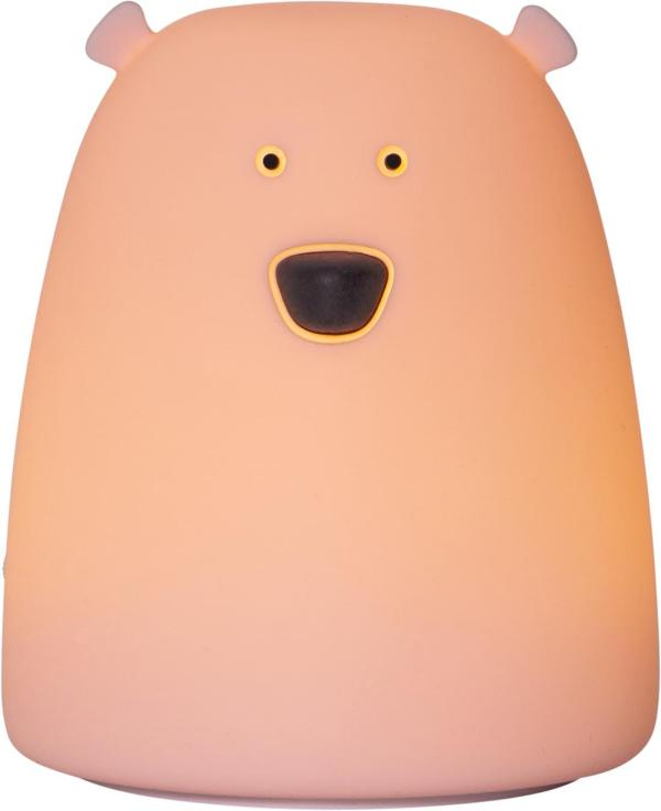 Led-lampa Functional - Little Bear Night Light - Barnlampa