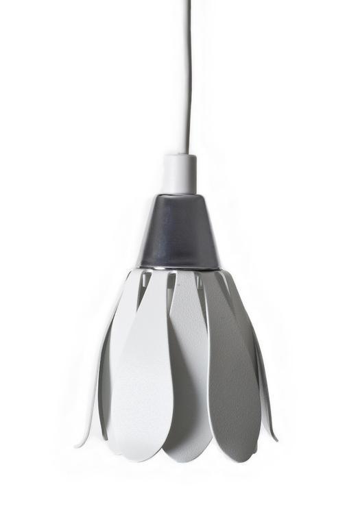 Fönsterlampa Tulpan Vit. Eklunds Metall