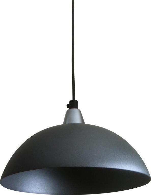 Taklampa Maj 20cm Antracitgrå. Eklunds Metall