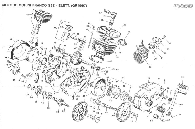 Honda 50cc Diagram, Honda, Get Free Image About Wiring Diagram