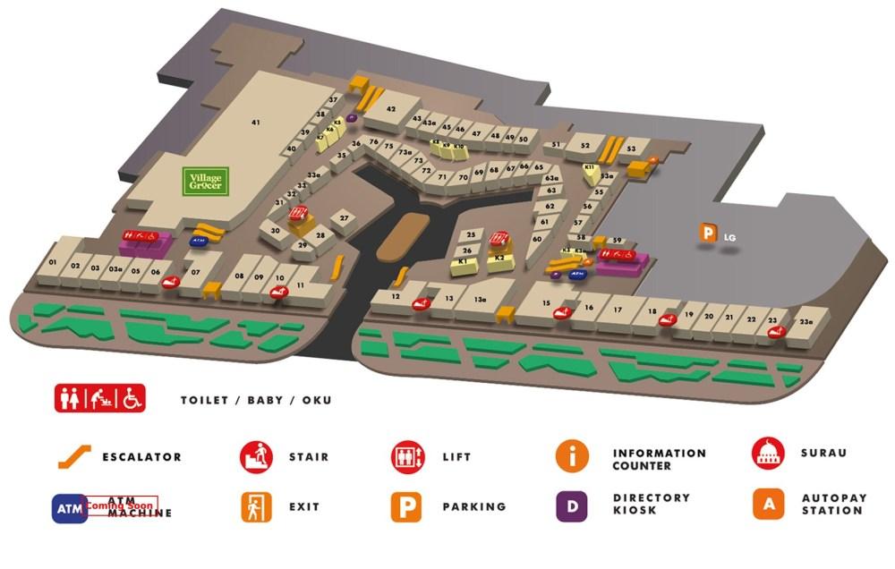 medium resolution of power plant mall layout