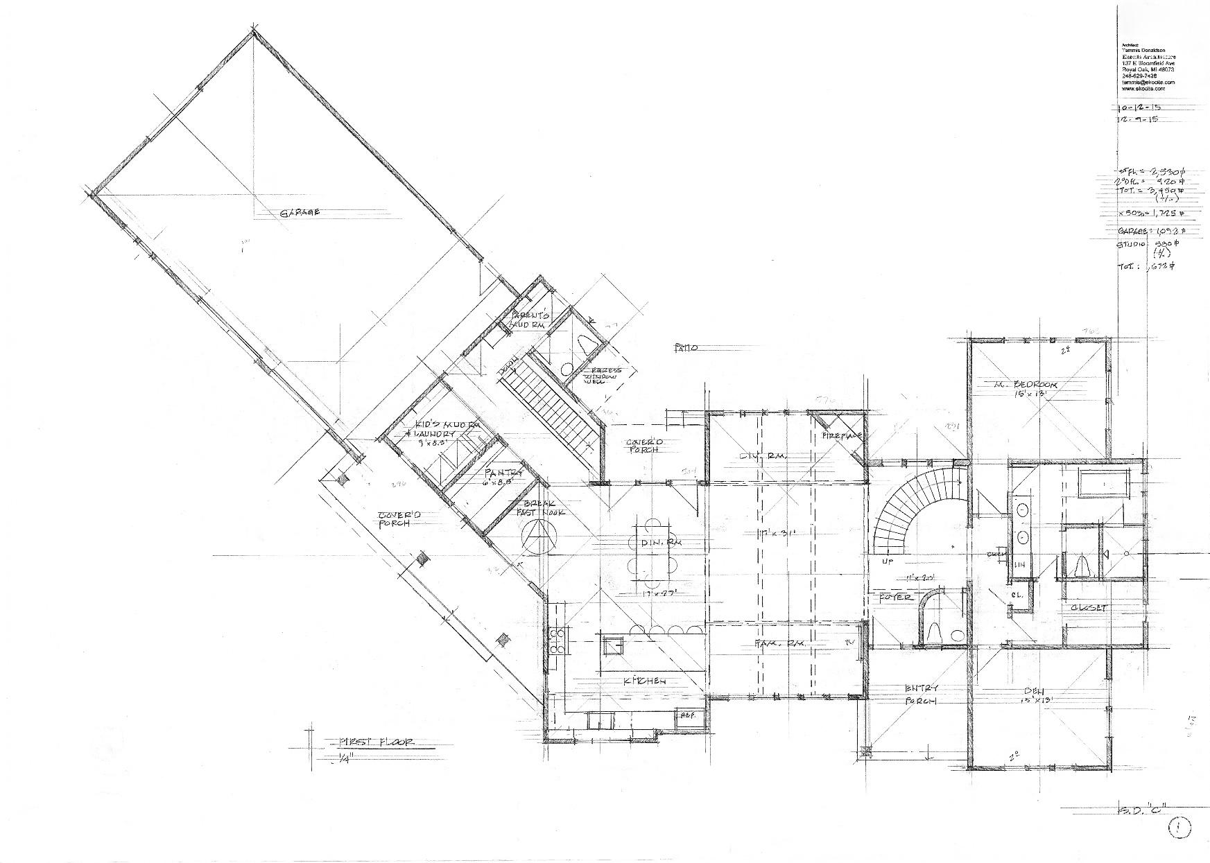 Ekocite Architecture