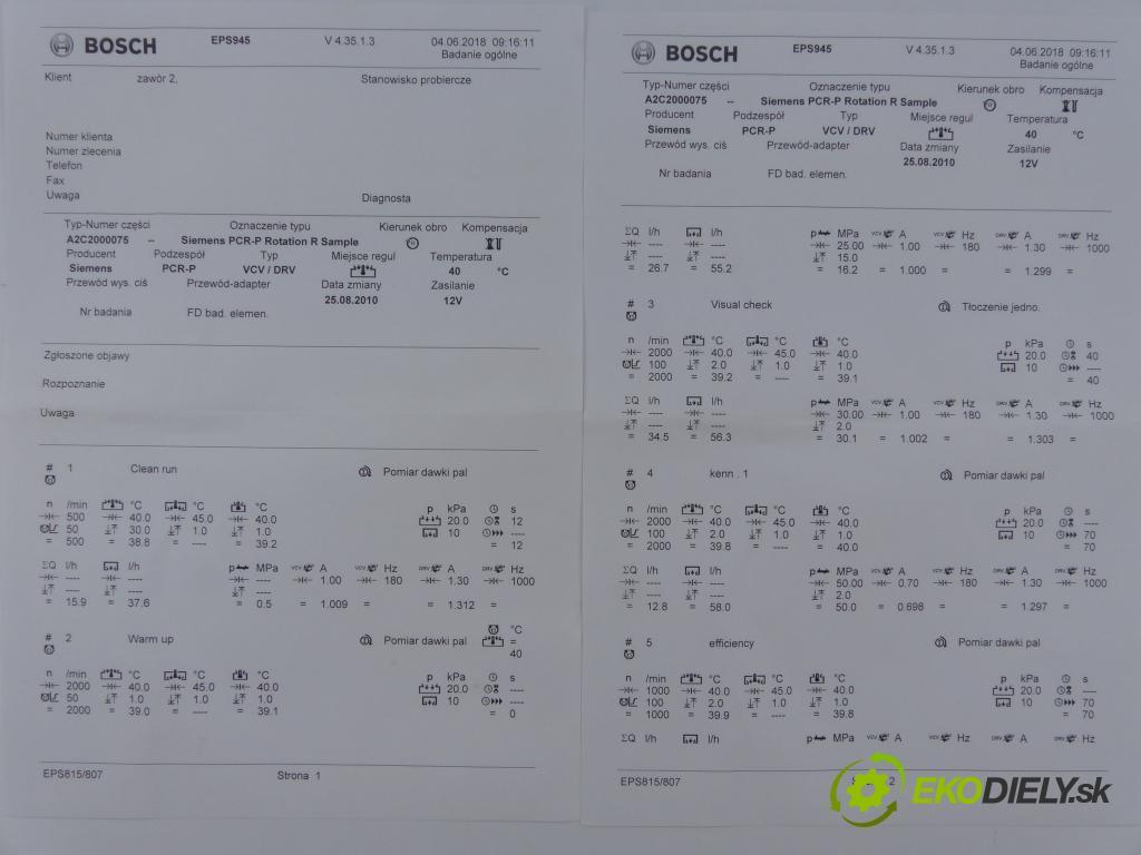 Renault Megane II 2003-2008 1.5 DCI 106 HP 78 kW 1500 cm3