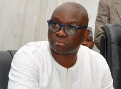 Lagos High Court, Fayose, PDP