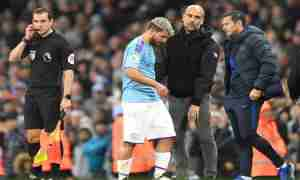 Guadiola's Tears Over My Son's Exit Was Fake - Aguero's Dad Blows Hot