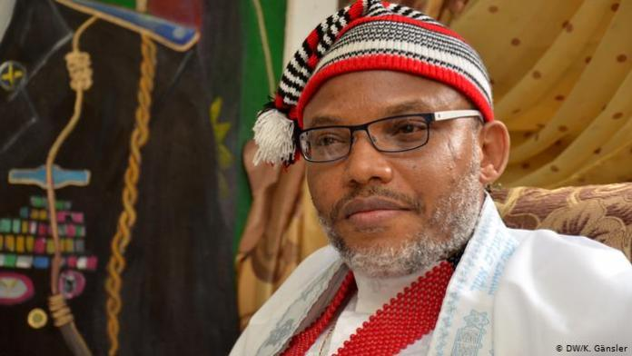 Biafra Tension: Two Choices Before Nnamdi Kanu Ahead Of Parents' Burial