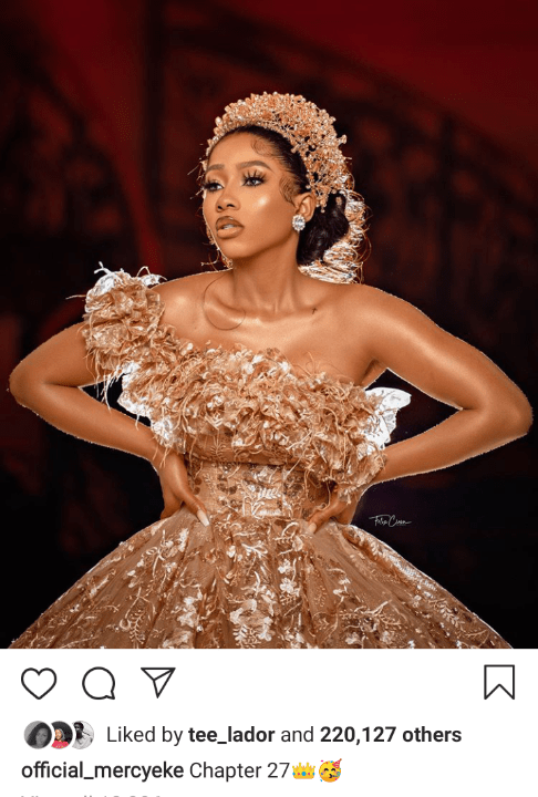 Finally, Mercy Eke Opens Up On Being Married To American Citizen
