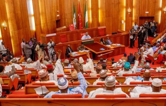 Ogun, Senate, Bill, Senators, Yoruba