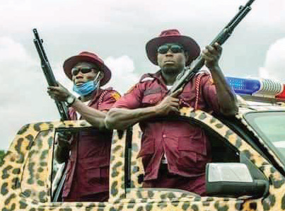 How We Used 'Africa Science' To Rescue Abducted Victims – Amotekun