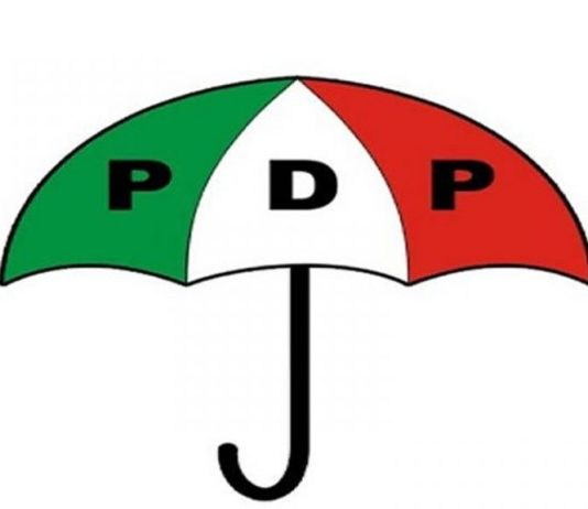 Lagos PDP, PDP Condemns Attack On Gov Ortom's Convoy