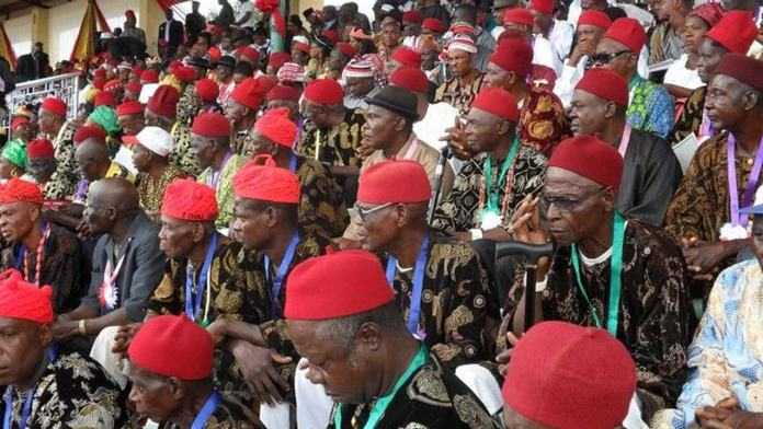 2023: It's Igbo Presidency Or Nothing – Ohanaeze Ndigbo