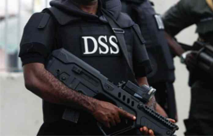 DSS Denies Detaining Nigerians on the Order of Powerful People