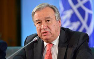 COVID-19, António Guterres