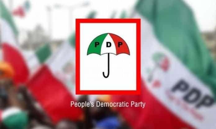 PDP, BREAKING: Disarray In PDP As Leadership Splits Into Factions