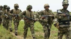 Nigerian Army, Army, soldiers, Maiduguri