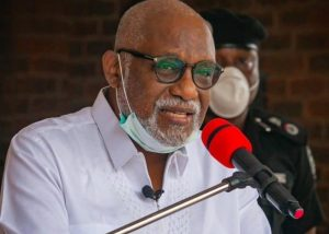 Akeredolu Commiserates With Family Of Deceased Journalist
