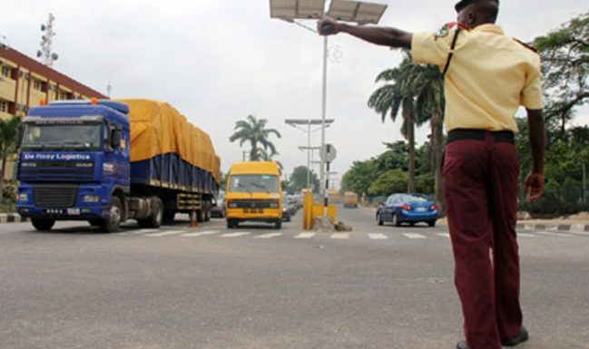 Traffic Violation: LASTMA Officials To Carry Body Cameras