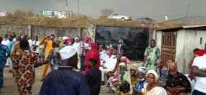 Tributes Trail Alhaja Onibon's Funeral Rites