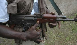 Rivers: Gunmen Attack Military Checkpoint, Kill 'Eight' Security Operatives