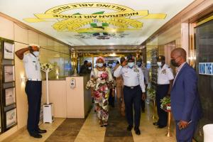 Insecurity: 'War Against Terror Will Be Won' - COAS To Abike Dabiri