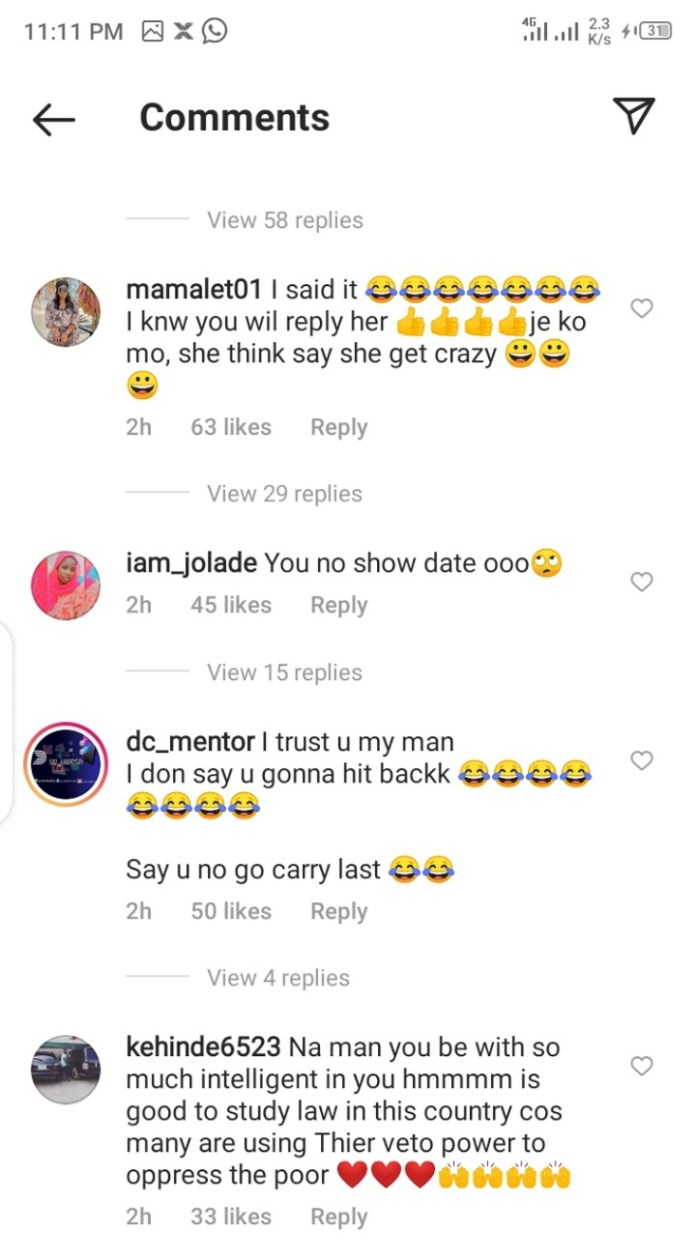 Yomi Fabiyi Exposes Whatsapp Chat He Had With Iyabo Ojo After She Sued Him For Defamation