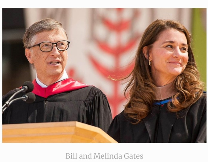 After Divorce With Wife, Bloomberg Removes Bill Gates From World Billionaire List