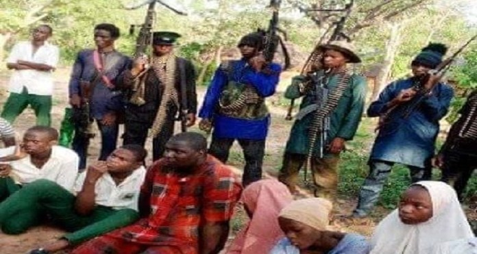 JUST IN: Bandits Release Pictures Of Kidnapped Kebbi Students, Teachers