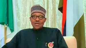 President Buhari, Buhari