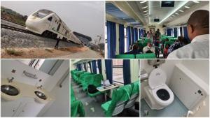 The Lagos-Ibadan Train Service: My Experience