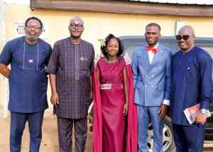 Epe Local Govt Medical Chief Hails Author, Harps On Role of Character in Nation-Building