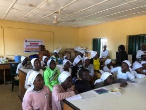 UNFPA Volunteer Trains Women, School Children On Gender Violence; Urges Victims To Speak Out