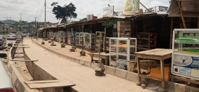 Update & Effect Of #June12Protest In Ogun State's Major Cities [PHOTOS]
