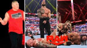 RAW Tag Team Title & Other Actions From WWE Last night - 07/06/21