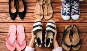 How Best To Store Your Footwears