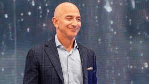 Jeff Bezos, Blue Origin Crew Complete Successful Space Flight