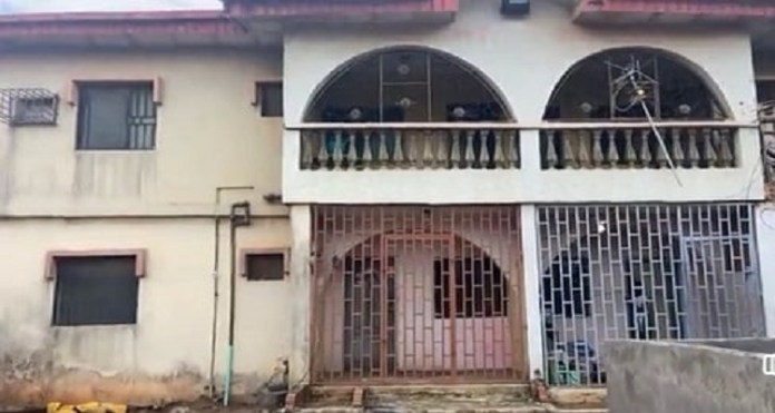 Lagos Amputee Hawker Acquires New House