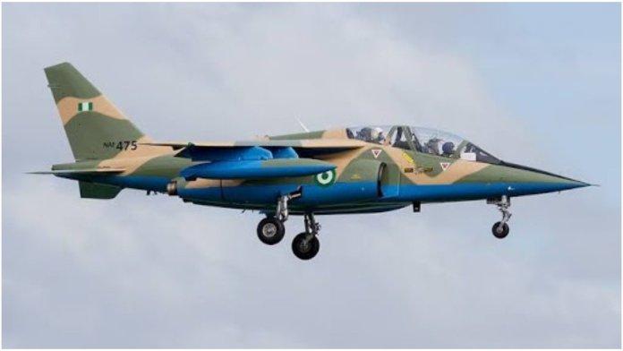BREAKING: Again, Nigerian Military Aircraft Crashes