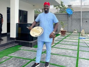 My Mum's Death Will Make Some People Hungry For Death- Obi Cubana Boasts