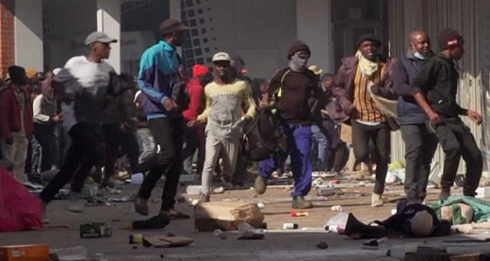 Scores Killed In South Africa Protests After Ex-President Jacob Zuma Is Jailed